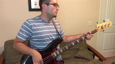 alanis morissette you oughta live cover alanis morissette quot you oughta quot bass cover by chris