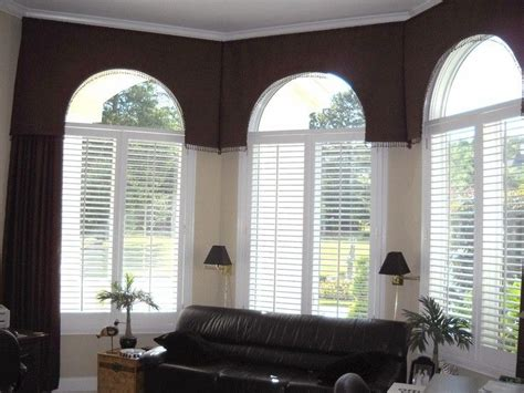window coverings for arched shaped windows 17 best images about arched window treatments on