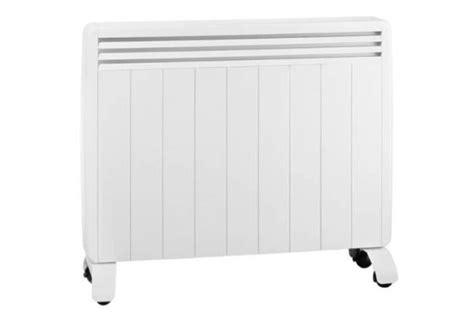 radiateur electrique d appoint 2598 comment choisir chauffage d appoint