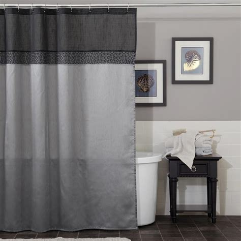 grey bathroom curtains accessories stunning bathroom design and decoration using