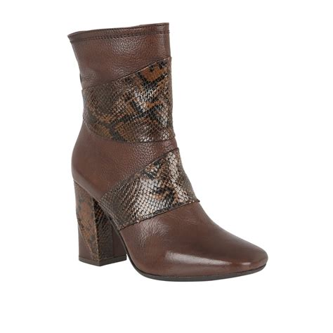 lotus boots uk lotus zania brown multi leather ankle boots boots from