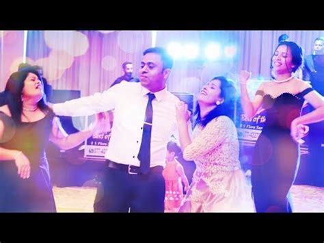 Best Sri Lankan Wedding surprise dance by Doofilms