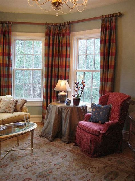 Living Room Bay Window Treatments 17 Best Images About Bay Windows On Bay Window