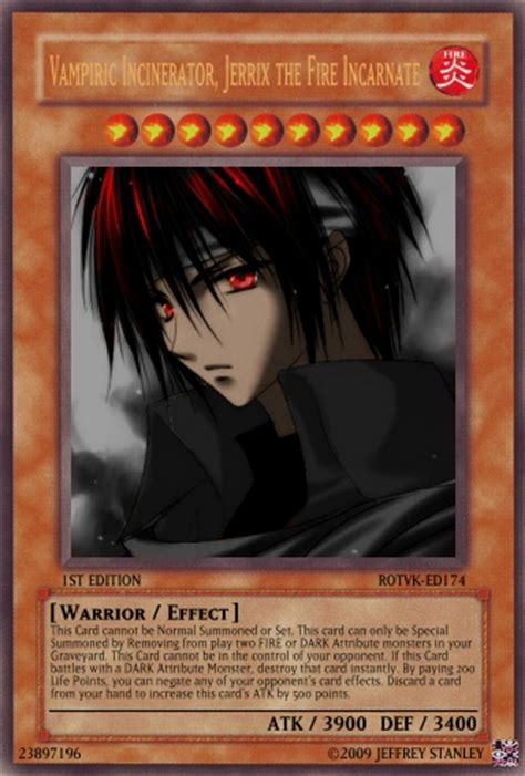 make yugioh cards jerrix yugioh card maker by eracon6193 on deviantart