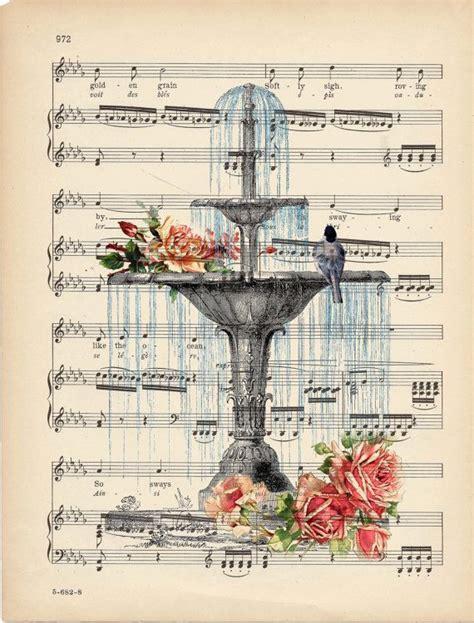 imagenes retro tablatura m 225 s de 25 ideas incre 237 bles sobre partitura antigua en