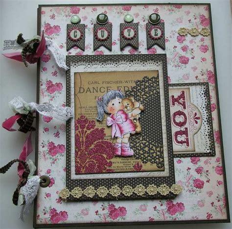 Handmade Baby Photo Albums - ooak handmade hanglar stanglar magnolia baby boy