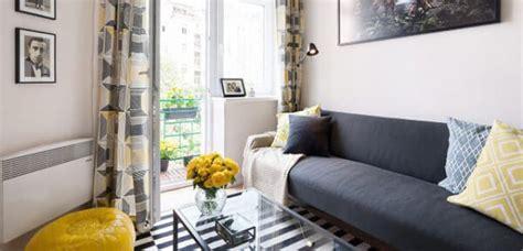 casa moderna decorada  muebles de ikea