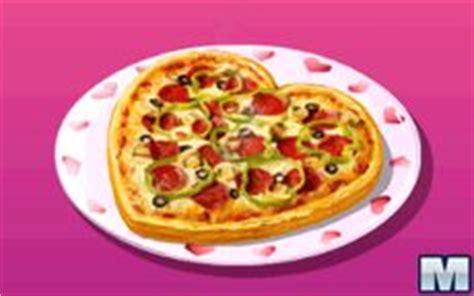 cucina consara cocina con pizza de san valentin macrojuegos