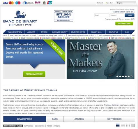 banc de binary reviews scams banc de binary review is banc de binary a scam or a