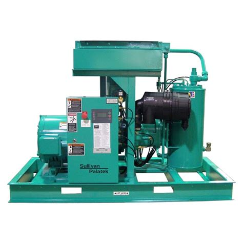 sullivan palatek ud series rotary screw air compressor
