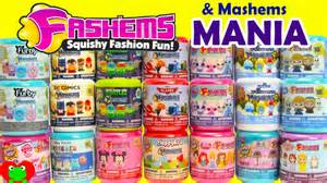 Where To Find Mlp Blind Bags Fashems And Mashems Mania Youtube