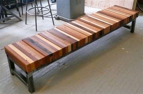 reclaimed wood bench craft ideas pinterest