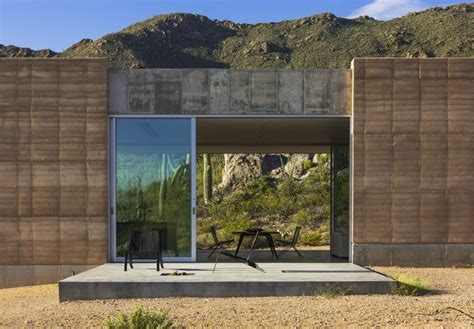 lake chapala rammed earth home house hunting tucson textures house hunting