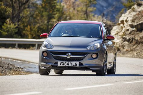 vauxhall adam price vauxhall adam s review prices specs and 0 60 time evo