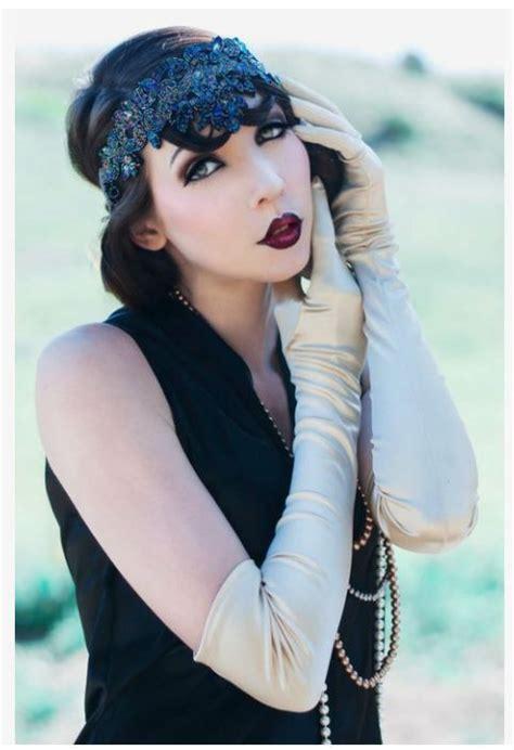 Modern Day Flapper: How to Dress for a Speakeasy: 1920's ... Modern Flapper Hair