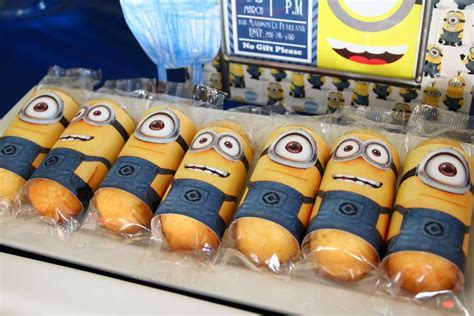 Cute Kitchen Decorating Ideas by Planning A Fun Party With Your Minions 10 Adorable Diy