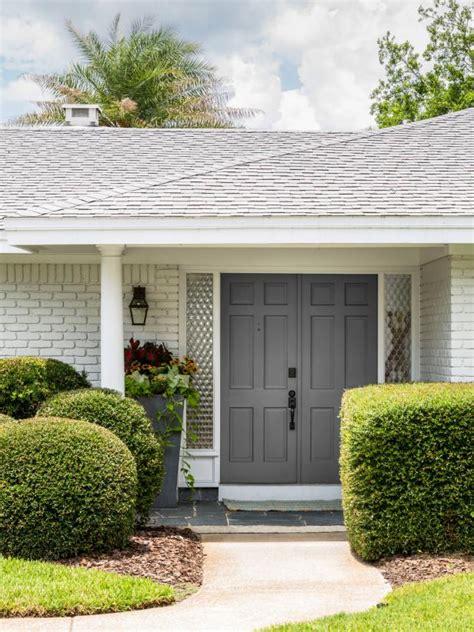 hgtv front doors how to paint a front door hgtv
