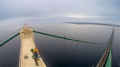 Of Michigan Mba Visit by Tower Tour Certificates Mackinac Bridge