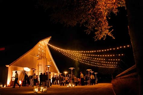 outdoor barn wedding venues northern california a executive s rustic northern california