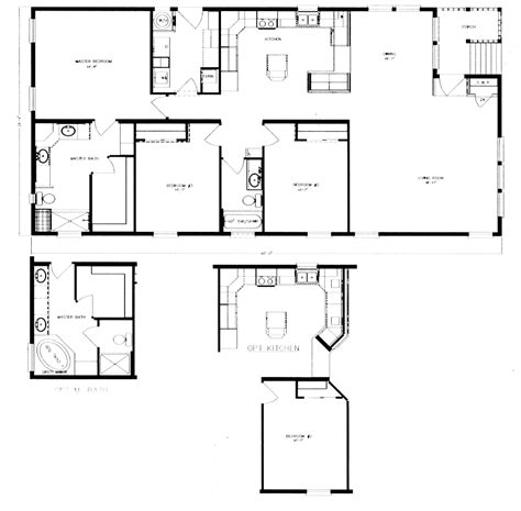 model bedroom bath floor plans bestofhouse net 32755 floor plans evans and evans