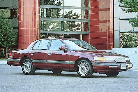 Mercury Ls Danger by 1992 11 Mercury Grand Marquis Consumer Guide Auto