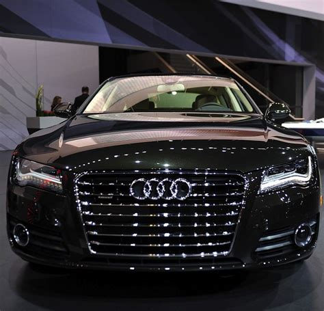 Audi Drives Itself by Audi A7 The Car That Drives Itself Dreams And Goals