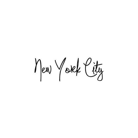 tattoo fonts new york best 25 new york ideas on nyc