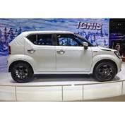 Suzuki Ignis Hatchback Revealed In Tokyo  Autocar