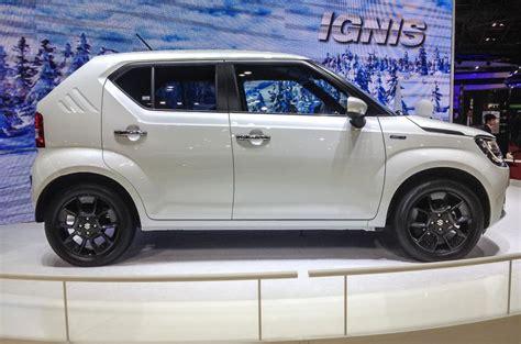 Suzuki Ignis Hatchback Suzuki Ignis Hatchback Revealed In Tokyo Autocar