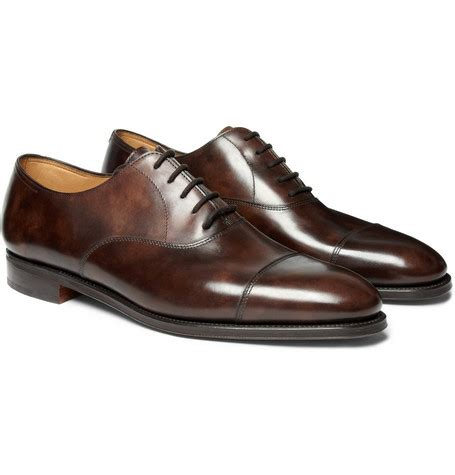best oxford shoe lobb city ii leather oxford shoes calzado