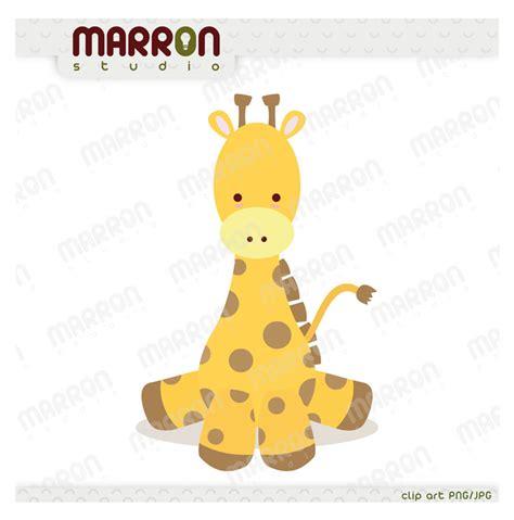 Kitchen Design Software For Ipad cute baby giraffe kawaii style clipart on storenvy
