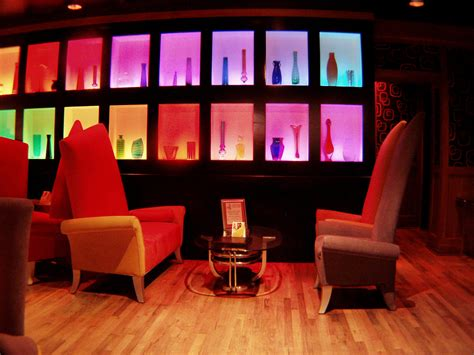 home interior design led lights qzone nightclub design renovation project lounge at quil