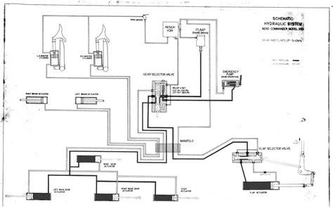 diagram of hydraulic hydraulic schematic schematic diagram of the hydraulic