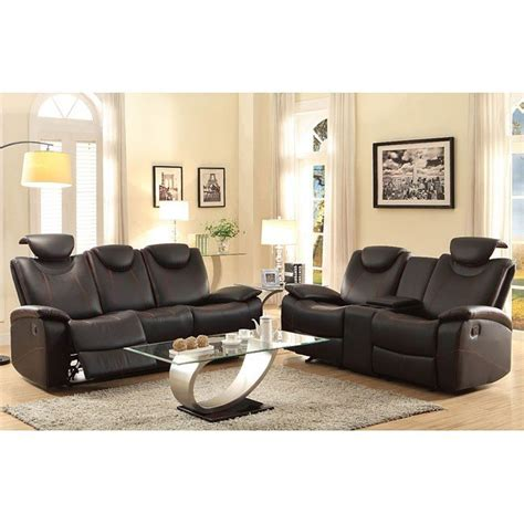 Talbot Reclining Living Room Set Black Living Room Black Living Room Set