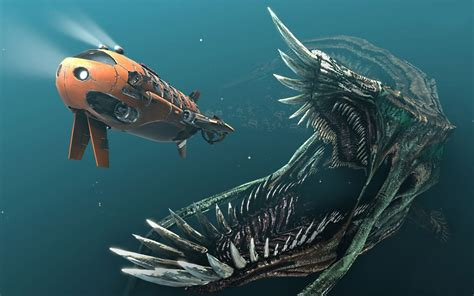Pics For > Real Sea Monsters Found On Earth