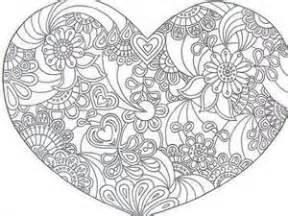 140 best Hearts to Color images on Pinterest   Coloring