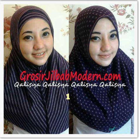 Jilbab Bolak Balik 1 jilbab syria bolak balik betony no 1 ungu tua grosir