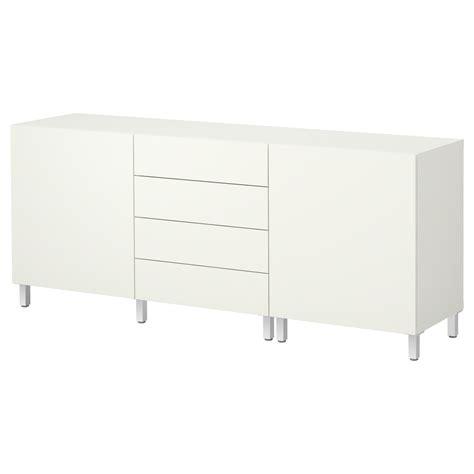 Besta Tiroir by Best 197 Rgt Portes Tiroirs Blanc Ikea Meuble Tv