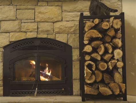indoor firewood storage ideas diys