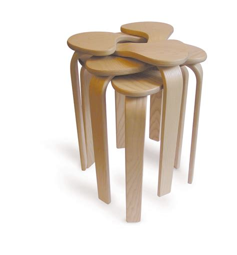 Stacking Stools by Stacking Stools Kevin Karst Design