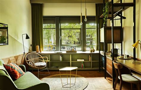 Design Milk Hotel | hotel v fizeaustraat in amsterdam design milk