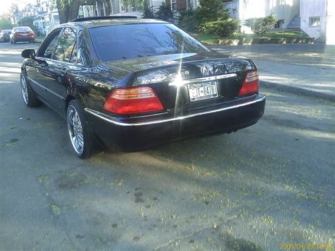 car repair manuals download 2001 acura rl electronic toll collection 2001 acura rl image 8