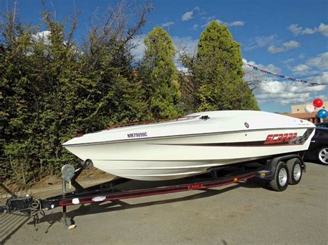 scarab boats history wellcraft scarab 22ft 1998 for sale for 13 998 boats