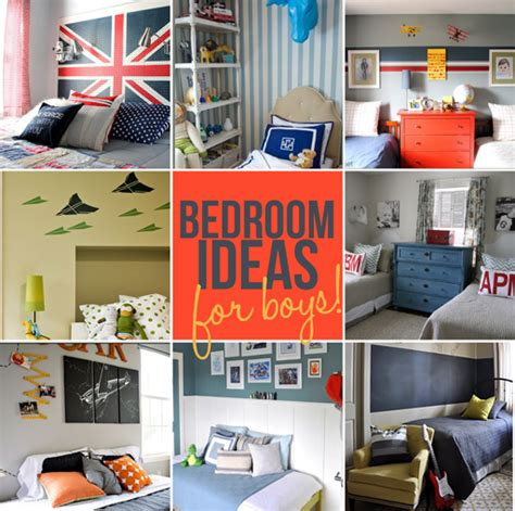 Decor For Boys Room Inspiring Bedrooms For Boys