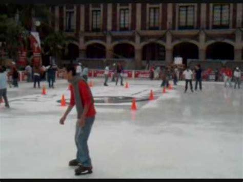 la pista de hielo 8433971999 visita a la pista de hielo en cuernavaca youtube