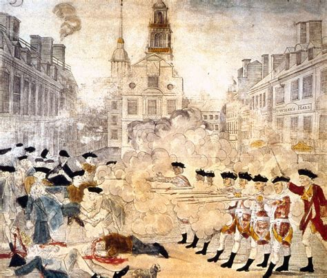 missed in history the boston massacre stuff you missed