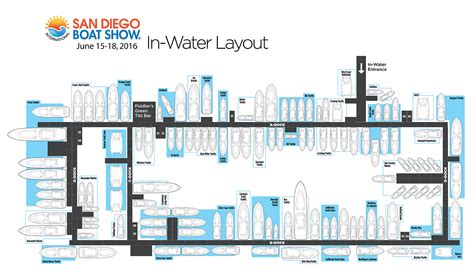 san diego international boat show space map san diego international boat show