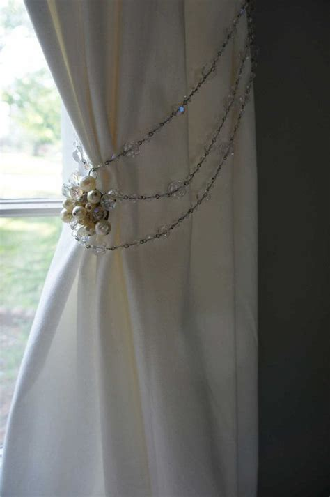 beaded curtain tie backs 15 best images about beaded curtain tie backs on