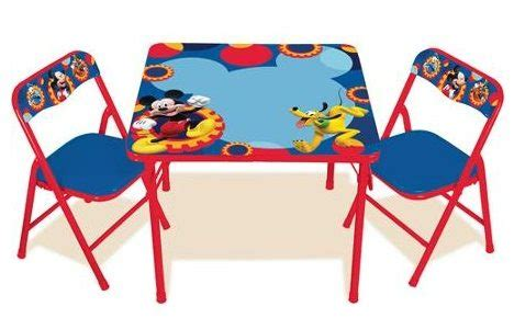erasable table and chair set walmart disney mickey mouse erasable activity table set
