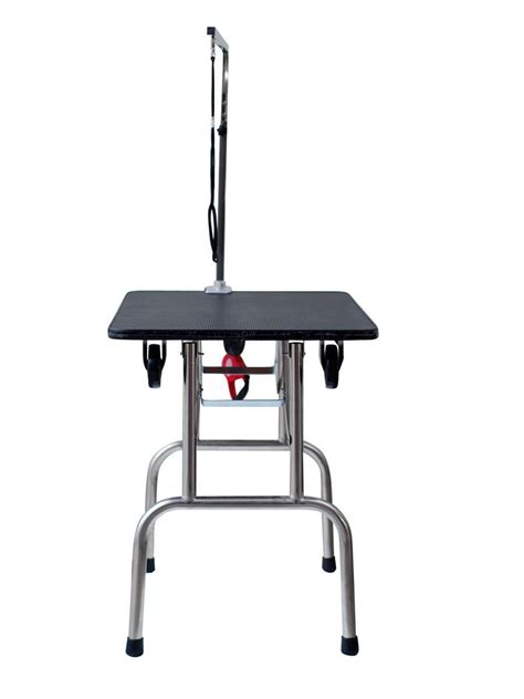 portable grooming table new large fortable portable pet grooming table w arm
